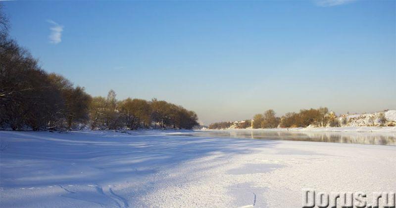 Участок 33 сот в д. Нижнее Мячково 19 км МКАД в устье реки Пахра на Москва реке - Земельные участки..., фото 6