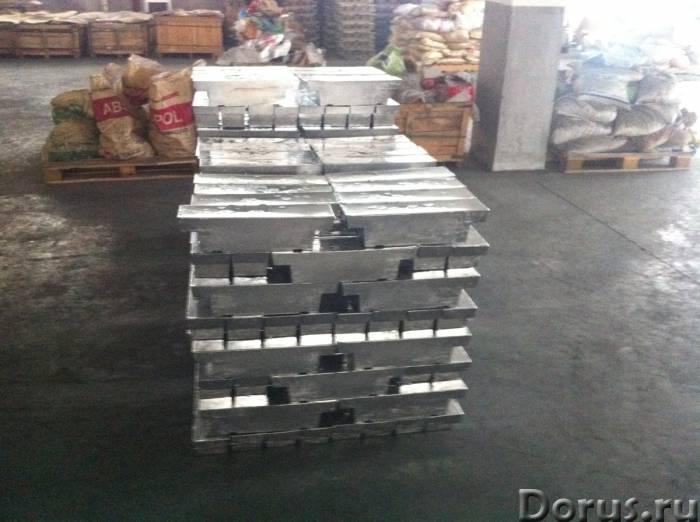 Цветной металлопрокат - Металлопродукция - Алюминий первичный А99 A85 А7 Сплав алюминиевый АК12пч, (..., фото 1