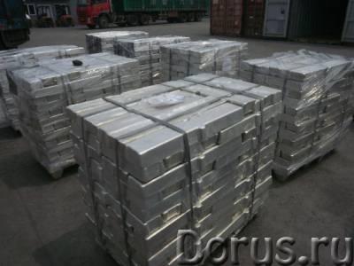 Цветной металлопрокат - Металлопродукция - Алюминий первичный А99 A85 А7 Сплав алюминиевый АК12пч, (..., фото 6